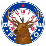 Tri-City Elks Lodge #2541 Logo